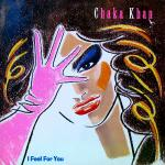 Original Cover Artwork of Chaka Khan I Feel For You