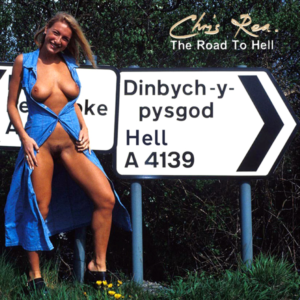 Cover Artwork Remix of Chris Rea Road To Hell