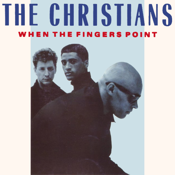 Original Cover Artwork of Christians When The Fingers Point
