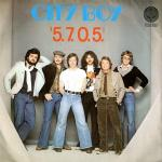 Original Cover Artwork of City Boy 5705