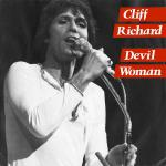 Original Cover Artwork of Cliff Richard Devil Woman