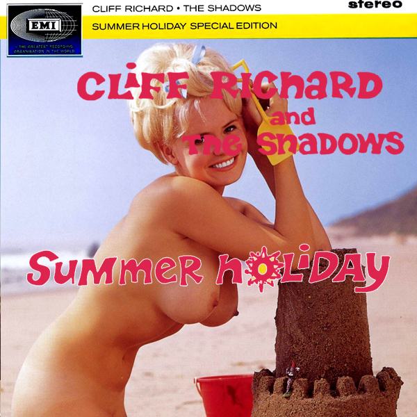Cover Artwork Remix of Cliff Richard Summer Holiday