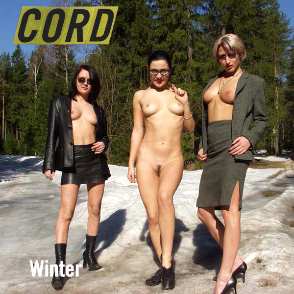 Cover Artwork Remix of Cord Winter