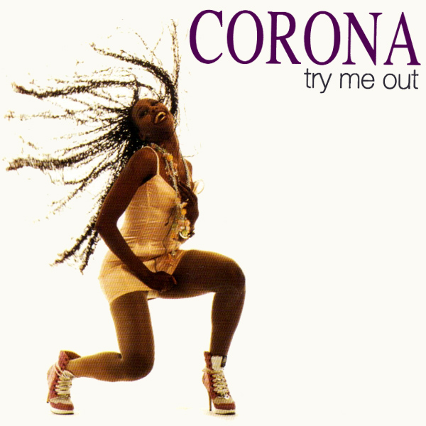Original Cover Artwork of Corona Try Me Out