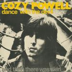 Original Cover Artwork of Cozy Powell Dance With The Devil