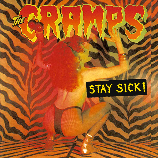 Original Cover Artwork of Cramps Stay Sick