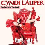 Original Cover Artwork of Cyndi Lauper The Sex Is In The Heel