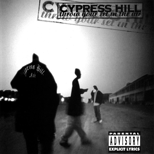 Original Cover Artwork of Cypress Hill Throw Set