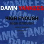 Original Cover Artwork of Damn Yankees High Enough