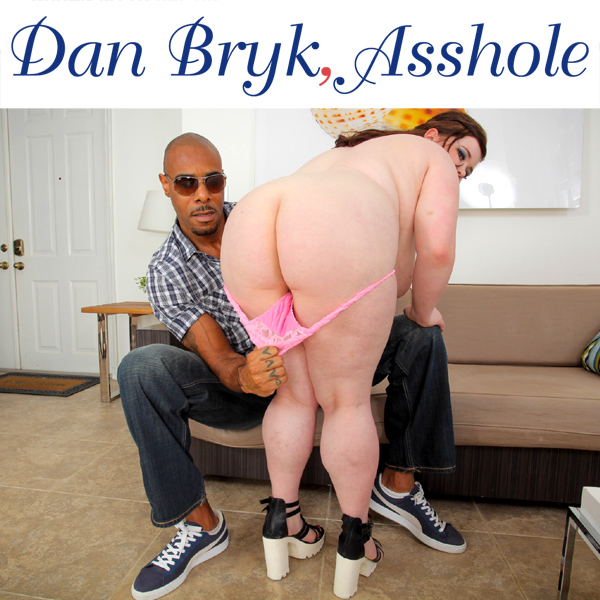 Cover Artwork Remix of Dan Bryk Asshole