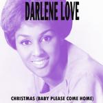Original Cover Artwork of Darlene Love Christmas