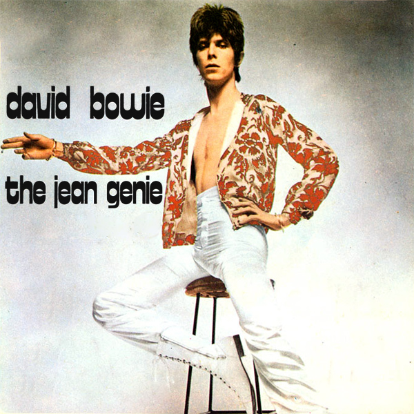 Cover artwork for The Jean Genie - David Bowie