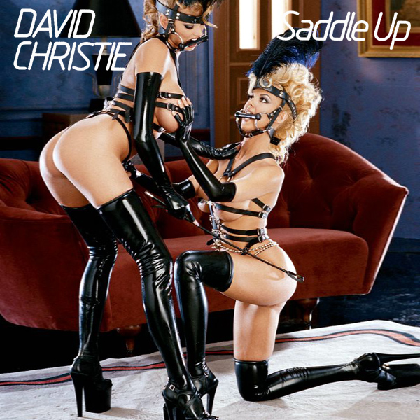 Cover artwork for Saddle Up - David Christie