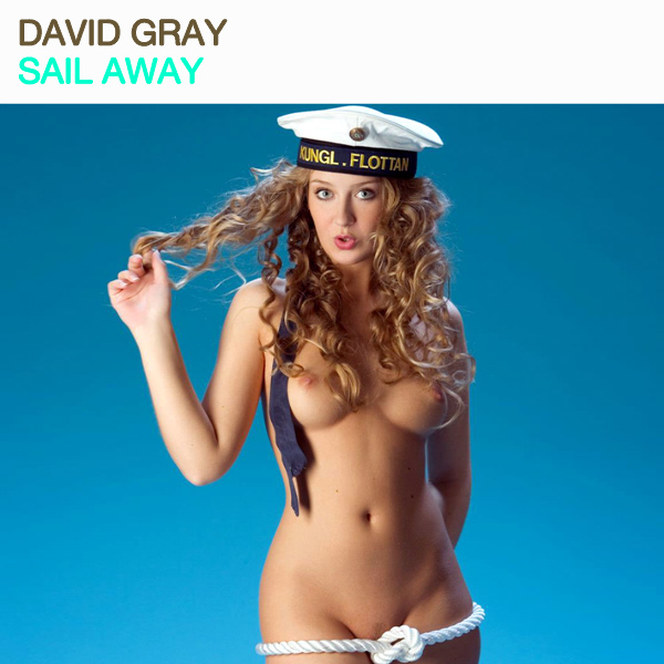 Cover Artwork Remix of David Gray Sail Away