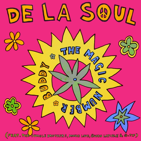 de la soul magic number 1