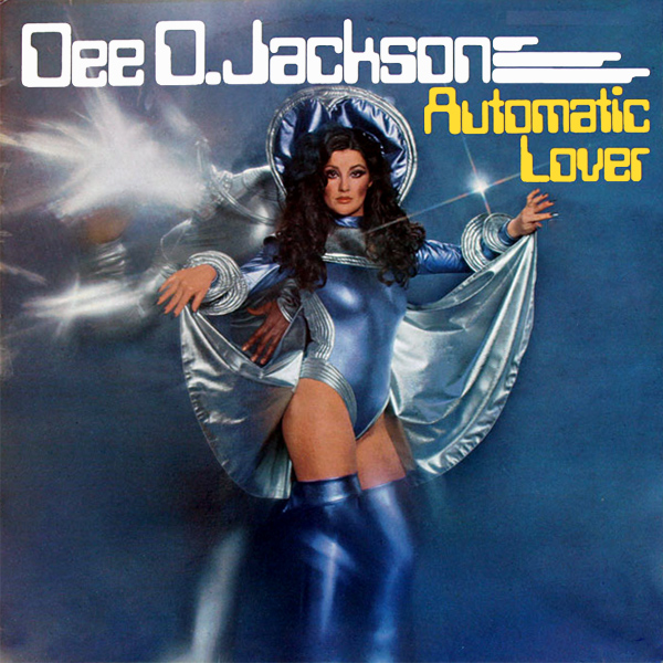 Original Cover Artwork of Dee D Jackson Automatic Lover