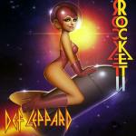 Cover Artwork Remix of Def Leppard Rocket