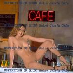 Cover Artwork Remix of Definition Of Sound Moira Janes Cafe