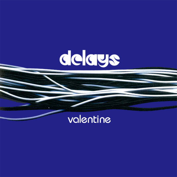 Original Cover Artwork of Delays Valentine