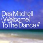 Original Cover Artwork of Des Mitchell Welcome To The Dance