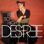 Original Cover Artwork of Desree Feel So High