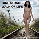 Cover Artwork Remix of Dire Straits Walk Of Life