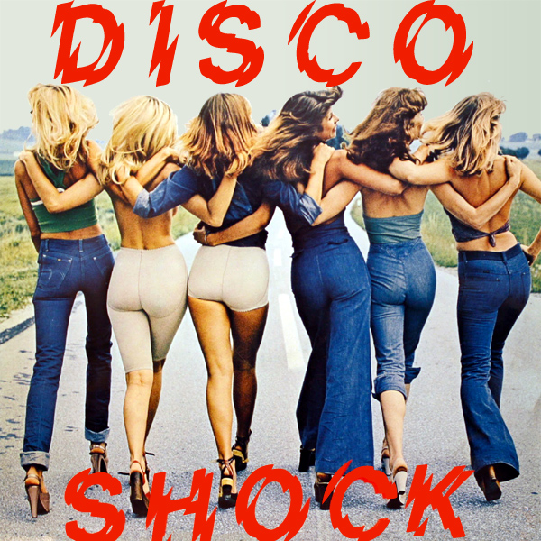 Original Cover Artwork of Disco Shock