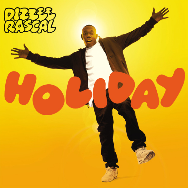 Original Cover Artwork of Dizzee Rascal Holiday