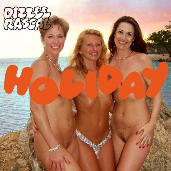 Cover Artwork Remix of Dizzee Rascal Holiday