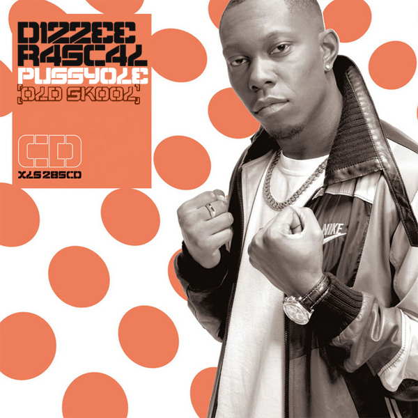 Original Cover Artwork of Dizzee Rascal Pussyole