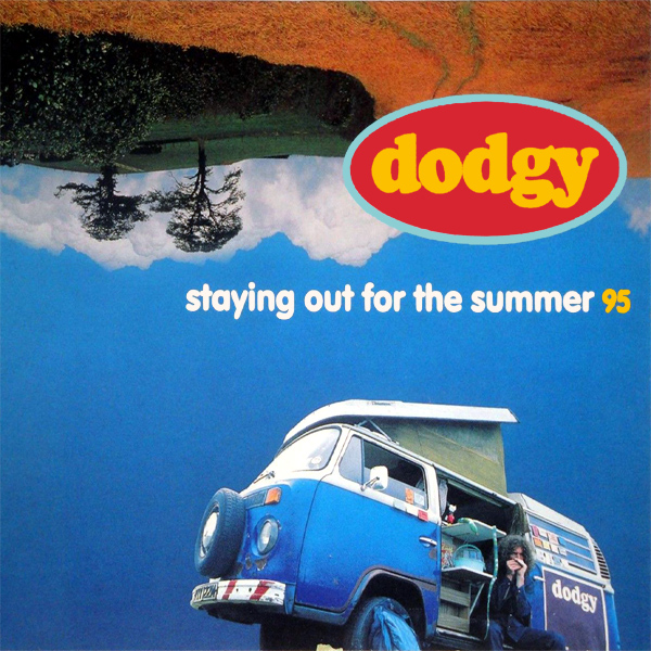 Original Cover Artwork of Dodgy Staying Out For The Summer