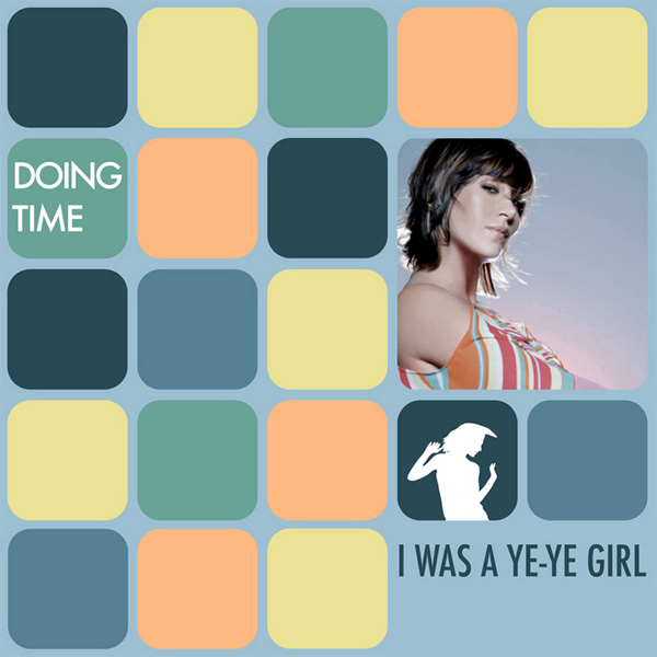 Original Cover Artwork of Doing Time Ye Ye Girl