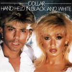Original Cover Artwork of Dollar Hand Held In Black And White