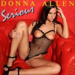 Cover Artwork Remix of Donna Allen Serious