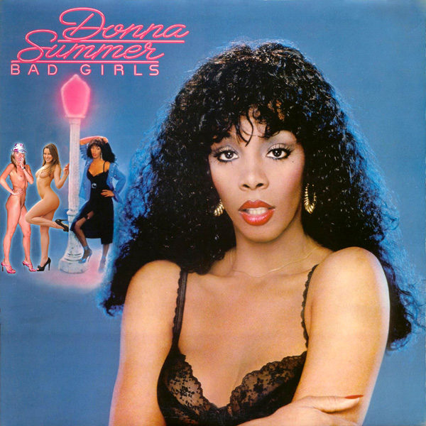 Cover Artwork Remix of Donna Summer Bad Girls