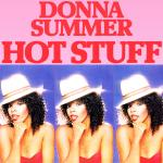 Original Cover Artwork of Donna Summer Hot Stuff
