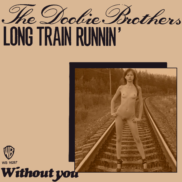 Cover Artwork Remix of Doobie Brothers Long Train Running