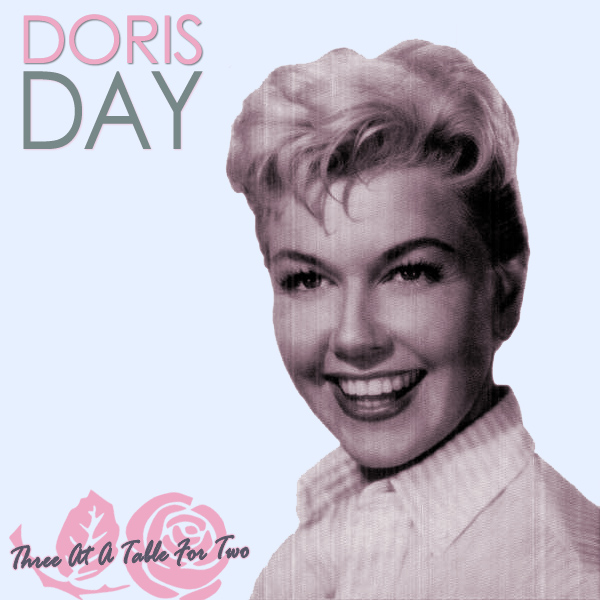 doris day 3 at a table for 2 1