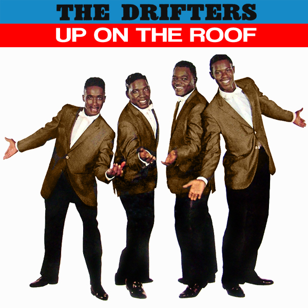 Original Cover Artwork of Drifters Up On The Roof