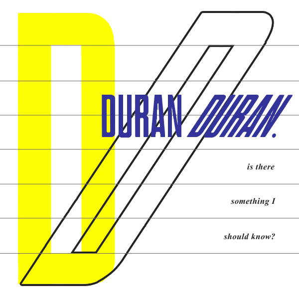 Cover artwork for Is There Something I Should Know - Duran Duran