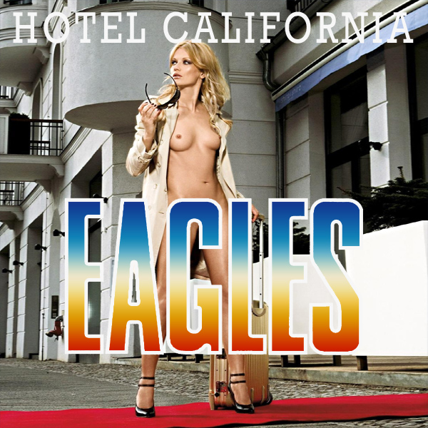 Cover Artwork Remix of Eagles Hotel California