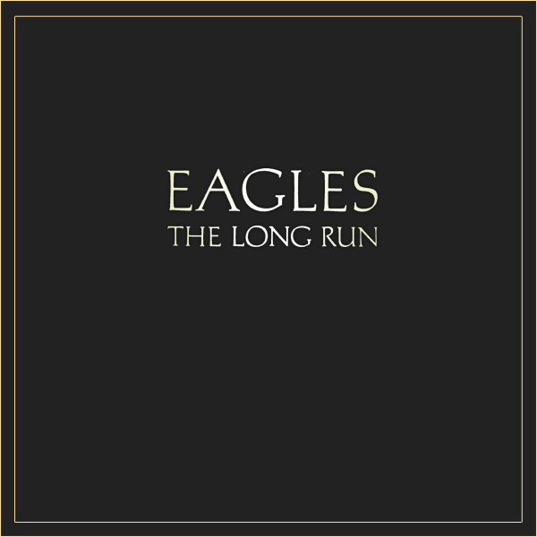 Original Cover Artwork of Eagles The Long Run