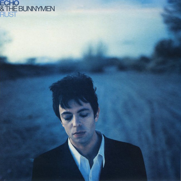 Original Cover Artwork of Echo And The Bunnymen Rust