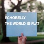 Original Cover Artwork of Echobelly The World Is Flat