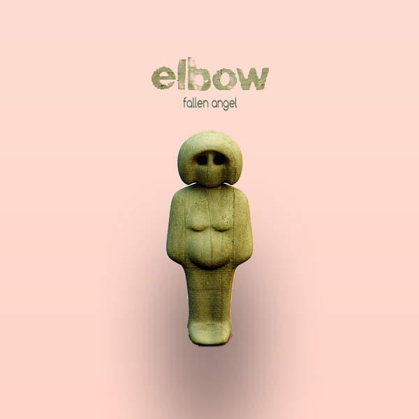 Original Cover Artwork of Elbow Fallen Angel