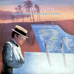 Original Cover Artwork of Elton John Cold As Christmas