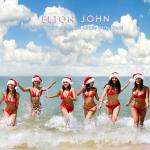 Cover Artwork Remix of Elton John Cold As Christmas