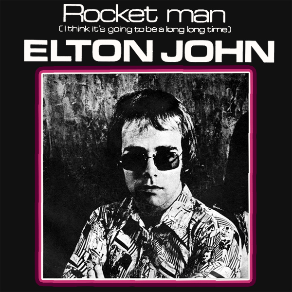 rocket man elton john lyrics meaning