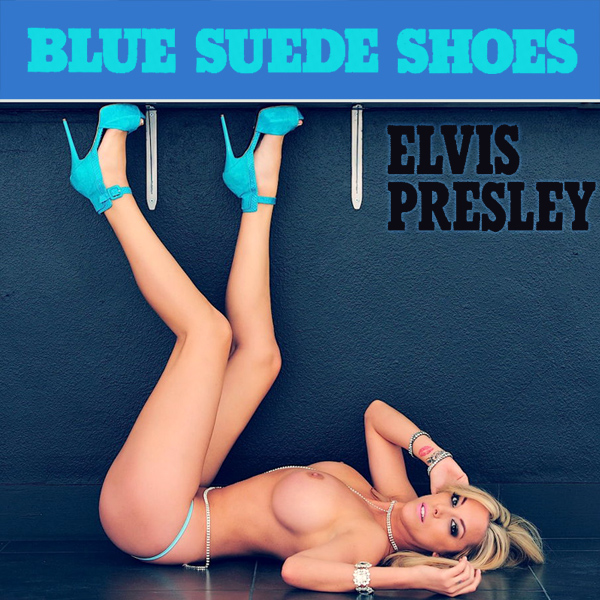 put on my blue suede shoes partouze sexy