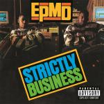 Original Cover Artwork of Epmd Strictly Business